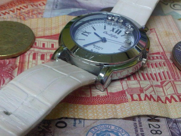 Time Over Money by Nice Urdaneta