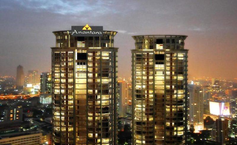 アナンタラ サトーン バンコク ホテル